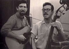 Jerry Garcia And Robert Hunter