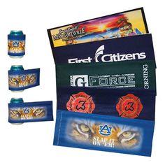 Remember Slap Bracelets?  Now We have Slap Koozies...