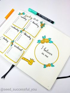 My new July weekly bullet journal spread. My new July weekly bullet journal spread. Bullet Journal August, Bullet Journal Inspo, Bullet Journal Spread, Bullet Journal Ideas Pages, Bullet Journal Layout, Book Journal, Journal Inspiration, Doodles, Bullet Journel