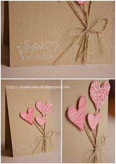 Les Ateliers de Val: St Valentin en C&S