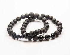 Balance - Discipline - Willpower - Inner strength - Onyx - Essential Oil diffuser by GemsdeVine on Etsy