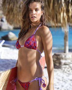 HANNAH FERGUSON SI Swimsuit Model Sports Illustrated BC01 Multiple Sizes