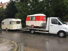 """""""Pucki"""" & """"Wohni"""" auf dem Weg nach Berlin Vintage-Caravan.de"""
