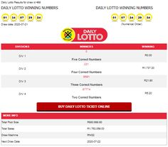 Lotto Results, Lotto Winning Numbers, Lotto Lottery, 21 July, Draw, To Draw, Sketch, Tekenen, Drawing