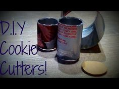 DIY: COOKIE CUTTERS! - YouTube