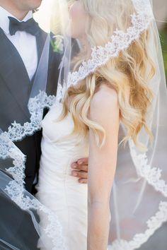 An enchanting garden wedding at Casa Romantica by Christine Donee - Wedding Party