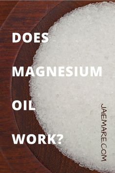 Magnesium is an important mineral for the human body in bone health, maintaining a healthy immune system and muscles, preventing, reducing, and ridding of migraine headaches, lowering anxiety levels, and relieving muscle tension. Give your mood a boost with this do it yourself magnesium oil recipe. jaiemare.com Post workout pain relief | magnesium oil diy | mineral deficiency signs | pain relief | magnesium oil recipe | magnesium oil benefits | chronic pain #jaimare #pain #epsom salt #health Chronic Migraines, Chronic Pain, Fibromyalgia, Message Therapy, Mineral Deficiency, Low Magnesium, Acupuncture Benefits, Tooth Sensitivity, Cupping Therapy