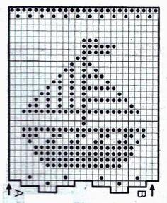 crochet em revista: motivos barcos