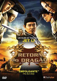 O Retorno do Dragão - A Cidade Perdida AC-AV (2011) 2H 02Min  Título Original: Long men fei jia  A 2017/06 - MN 9/10 (No Pin it)