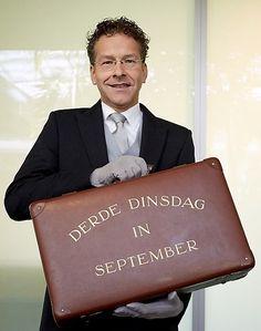 Jeroen Dijsselbloem, Minister van Financiën, Prinsjesdag 2015. Dutch People, Netherlands, Holland, Amsterdam, Money, The Nederlands, The Nederlands, The Netherlands, Dutch Language