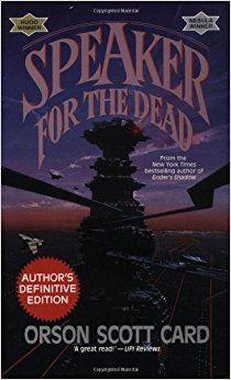 Speaker for the Dead (The Ender Quintet): Orson Scott Card: 9780812550757: Amazon.com: Books