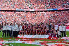 Bayern de Munich, campeón de la Bundesliga 2014