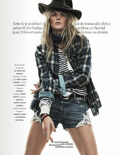 ELLE FRANCE, MARCH 2014 photography: jan welters   ∆   model: anne vyalitsyna