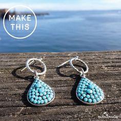 Make These Mariana Earrings