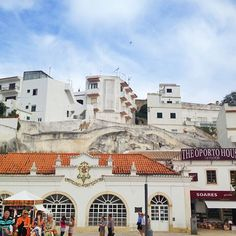 Albufeira Old Town, Portugal Travel Things, Places To Travel, Places To Visit, Algarve, Albufeira Portugal, Holiday Places, Holiday 2014, Travel Bugs, Wanderlust Travel