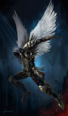 Tyrael, the Archangel of Justice