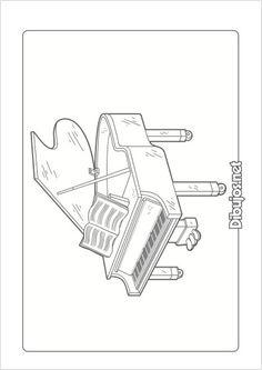 10 Dibujos de Instrumentos Musicales para imprimir y colorear - Dibujos.net In Kindergarten, Musical Instruments, Musicals, Music Activities, Orchestra, Music Worksheets, Colors, Printable, Guitars