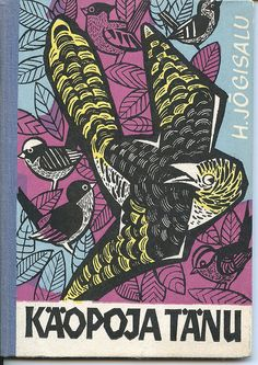Harri Jõgisalu: Käopoja The book Estonia, Tallinn 1967 Illustrated by V. Tõnisson