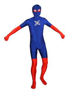 High quality and cheap zentai suit, morphsuit, superhero costumes for sale, for men, women and kids. We provide various kinds of high quality spandex bodysuit. Zentaiidea specializes in costumes; it offers costumes of various styles and high quality. Also it is backed up by a team who always has a unique but brilliant taste for costume styles, so whatever style you are looking for, the ONE is always here waiting for you.