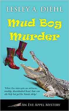 #Spotlight / #Giveaway - Mud Bog Murder by Lesley A. Diehl - Great Escapes Book…