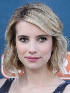 Le wob version bohème d'Emma Roberts - Le Wob : la nouvelle coiffure tendance - Photos Beauté - Be.com