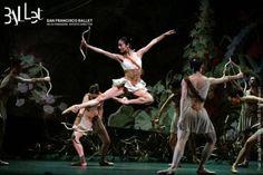 "Yuan Yuan Tan, ""Sylvia"", San Francisco Ballet"