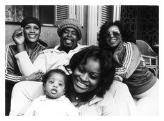 Barry White & Family