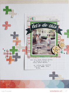 let's do this layout by gluestickgirl at @Studio_Calico #disney