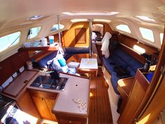 Living Aboard a Sailboat - Living on a sailboat expenses