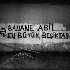 Beşiktaş - Banane Abi! En Büyük Beşiktaş by Hulki Eroğlu