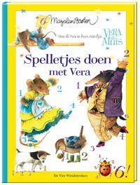 Spelletjes doen met Vera, M. Bastin (uitg. De Vier Windstreken)
