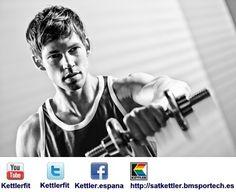 Kettler es una empresa alemana dedicada a la fabricación de máquinas de fitness.  http://satkettler.bmsportech.es