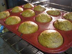 All Things Thompson: Breakfast - Bran Muffins