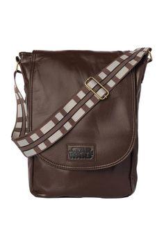 d7ba50d99f1a STAR WARS Chewbacca Bandolier Mini Messenger Bag. Nerd FashionFashion  BagsMini ...