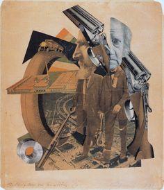 THE WEIRD SHOW » Archive » HANNAH HÖCH