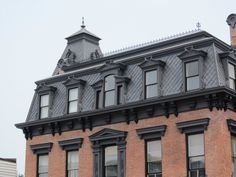Charming Mansard Roof for Classic Home Design: Interesting Mansard Roof With Vampire Weekend Mansard Roof For Classic Home Design And Commercial Structures