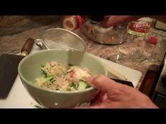 How To Make Instant Ramen Stir Fry With Pork, Shrimp, & Vegetables - YouTube
