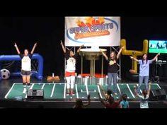 Jesus Your my SuperHero - YouTube ---better motions