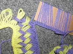 Resultado de imagen para bufandas y chalinas tejidas a ganchillo