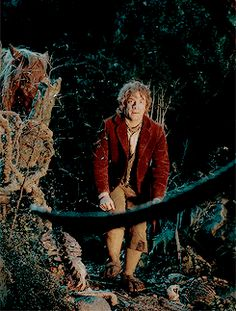 Martin, why must you be so perfect as Bilbo? << Because it truly was meant to be - The Hobbit: An Unexpected Journey Thranduil, Legolas, Kili, Hobbit 3, Concerning Hobbits, Bagginshield, Bilbo Baggins, Jrr Tolkien, Martin Freeman