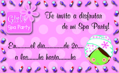 Fiestas para Niñas y Adolescentes de 4 a 15 años - Girls Spa Party - Buenos Aires - Argentina Birthday Party Decorations Diy, Birthday Parties, Princess Party, Little Princess, Girl Spa Party, Mini Spa, Boutique Decor, Ideas Para Fiestas, Invitations