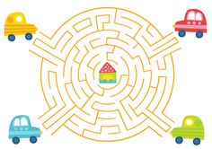 Pikku Kakkosen tulostettava autopuuha | lasten | askartelu | kesä| käsityöt | koti | värittäminen | free printable pattern | DIY ideas | kid crafts | summer | home | colouring | Pikku Kakkonen