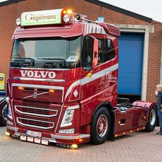 """Photo: Truck maroc, Facebook. #volvo #truck #volvotrucks #fh"""