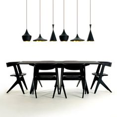 Simply Tom Dixon lighting  ceiling lamps ....I'm in love with decor atm