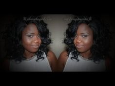Friday Night Hair Lace Front Wig GLS63