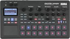 Korg Electribe 2 Sampler – Synthbox