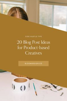 20 Blog Post Ideas for Product-based Creatives | The Bloom Design Company Instagram Marketing Tips, Image Caption, High Quality Images, Search Engine, Base, Creative, Bloom, Ideas, Design
