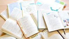 Try starting a bullet journal