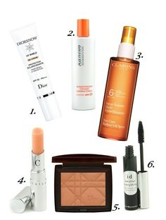 Everything you need to prep for the beach! Are you preparing right? http://americanskincarecompany.com/blog/beach-days/