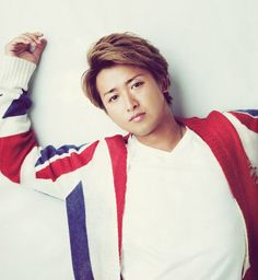 Satoshi Ohno, Arashi, 大野智, 嵐 from eyes-with-delight.tumblr.com You Are My Soul, Ninomiya Kazunari, Japanese Boy, Future Husband, Good Times, Boy Bands, Ronald Mcdonald, Kawaii, Guys